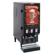 Bunn FMD 3 DBC Three Flavor Cappuccino Dispenser