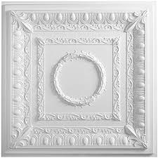 Vinyl Ceiling Tiles 2x2 by Regal White Ceiling Tiles Grid Mount Tiles
