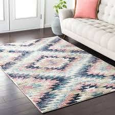 Cool Light Pink area Rug 50 s