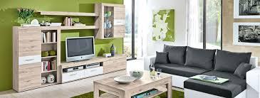 Anbauwand Wohnzimmer Mã Bel Wohnwände Günstig Kaufen Möbel