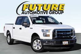100 Cordova Truck PreOwned 2017 Ford F150 XL XL In Folsom R85696 Future Nissan Of