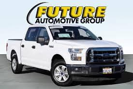100 Cordova Truck PreOwned 2017 Ford F150 XL XL In Folsom R85696 Future Nissan Of