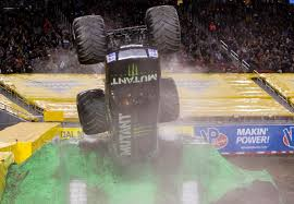 100 Monster Truck Backflip Jam On Twitter ToddLeDuc And Mutant Energy Going