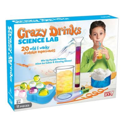 Crazy Drinks Science Lab Toy