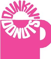 Dunkin Donuts Logo 1960svg