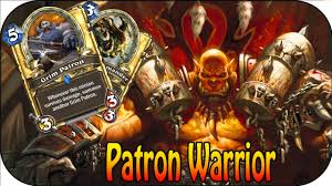 Warrior Hearthstone Deck Grim Patron by Hearthstone Grim Patron Warrior Deck Guide Ger Youtube
