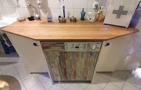 Ikea Küchenschrank Für Waschmaschine Wie Du Auch Als Anfängerin Einen Waschschrank Bauen Kannst