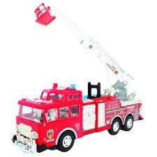 Camion De Pompier Avec Sirene Achat Vente Jeux Et Jouets Pas Chers