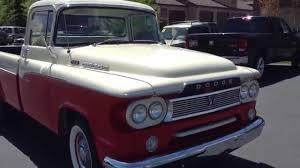 Walkaround & Test Drive: 1960 Dodge 100 SOLD At The Sun Valley Auto ...