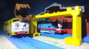 Thomas The Train Tidmouth Sheds Playset by Tomy Thomas And Friends Remakes December 2012