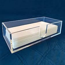 serviettenhalter für gästehandtuch serviettenhalter für badezimmer küche arbeitsplatte und buffet maße 25 4 cm lang 12 4 cm tief x 7 cm hoch