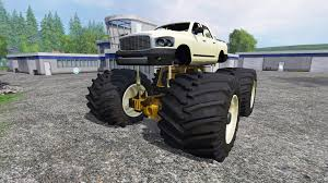 100 Monster Truck Simulator PickUp Super Diesel For Farming 2015