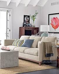 Crate And Barrel Slim Desk Lamp by Taraval 3 Seat Sofa Crate And Barrel Living Rooms Pinterest
