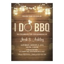 Rustic Couples Shower Invitations & Announcements