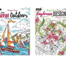 Adult Coloring Books Wholesale Assortment 4