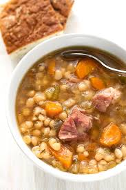 Instant Pot Ham Hock And Bean Soup Is A Hearty Classic You Can Make In Your