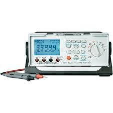 Bench Dmm by Bench Multimeter Digital Voltcraft Vc650bt Calibrated To