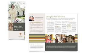 Free Sample Brochure Template