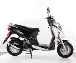 50cc Smooth Rider Moped Scooter