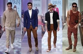 Menswear Summer 2012 2013 Trends