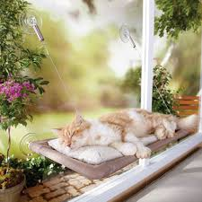 Shop KH Pet Products EZ Mount Window Cat Bed Kitty Sill Free