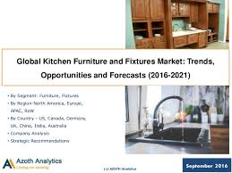 Global Kitchen Furniture and Fixtures Market Trends Opportunities a…