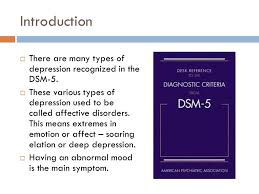 mood disorders an overview ppt download