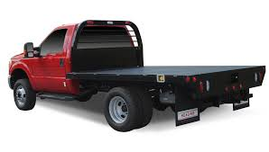 Platform Landscaper Truck Bodies | Reading Truck Body