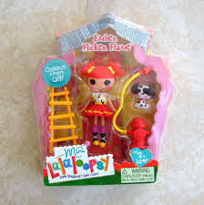 Lalaloopsy Bed Set by Wanted Lalaloopsy Doll Queenie Red Heart My Lalaloopsy Dolls