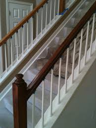 Good Ideas On How To Darken Wood With Gel Stain | Renovations ... Java Gel Stain Banister Diy Projects Pinterest Gel Remodelaholic Stair Makeover Using How To A Angies List My Humongous Stairs Fail Kiss My Make Wood Stairs Treads For Cheap Simply Swider Stair Railing Cobalts House Staircase Reveal Cut The Craft Updating A Painted With An Ugly Oak Dark All Things Thrifty 30 Staing Filling Holes And
