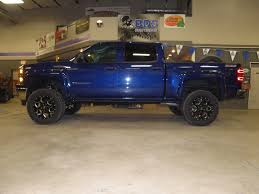 2014 Lifted Chevy 1500