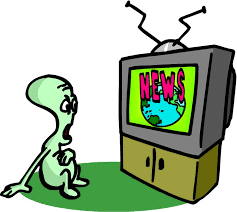 Best Current Events Plans Images On Clip Art Kid Tv Clipart Classroom News