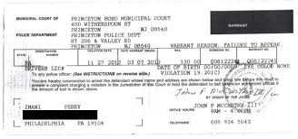 Bench Warrants In Florida by How Do You Get Arrested For Unpaid Parking Tickets Nj Com