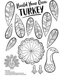 Build Your Own Turkey