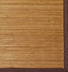 Bamboo Beaded Door Curtains Painted by Decorating Anji Mountain Villager Natural Bamboo Rug For Interior