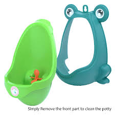 Pink Frog Potty Chair by Babyhugs Cute Frog Potty Toilet Training Trainer Urinal For
