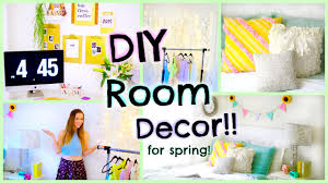 DIY Room Decor For Spring 2015 Easy Decorations Cheap