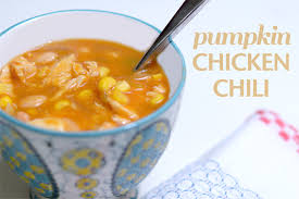 Paleo Pumpkin Chicken Chili pumpkin chicken chili u2013 recipesbnb