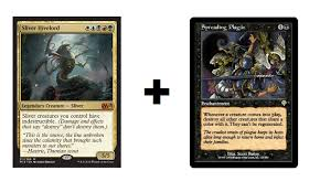 this is my favorite sliver hivelord edh tech magictcg