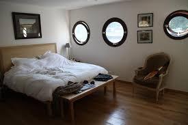 deco mer chambre unique deco chambre adulte avec fenetre hublot decoration