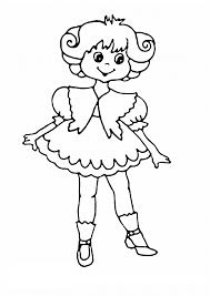Coloring Pages For 3 4 Year Old Girls