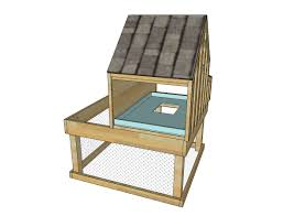 Ana White Headboard Plans by Ana White Small Chicken Coop With Planter Clean Out Tray And