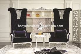 Gl A9030 Baroque High Back Chair Living Room Chairs In Decorations 15