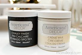 Americana Decor Chalky Finish Paint Colors by Easy Tips For Using Chalky Paint 5 Projects Mom 4 Real