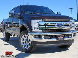 2019 Ford Super Duty F-250 SRW King Ranch 4X4 Truck For Sale In ...