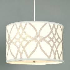 Drum Shade Chandeliers Hanging Light Accessories Pendant