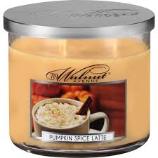 Pumpkin Waffle Candle by 719 Walnut Avenue Pumpkin Spice Latte Scented Candle 14 Oz