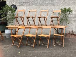 100 Event Folding Chair 400 X Vintage Wooden Hire S In Hire Vitrine