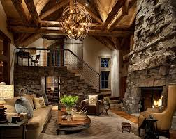 Rustic Living Room Wall Decor Style