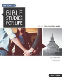 Bible Studies For Life KJV Adult Personal Study Guide